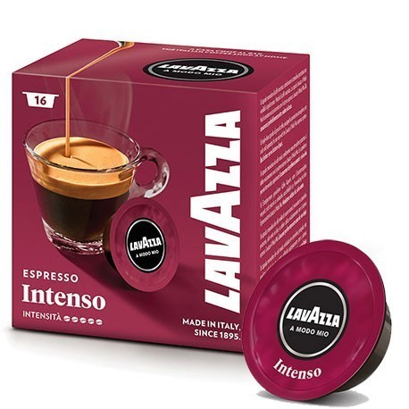 LAVAZZA ORIGINALE MISCELA INTENSO